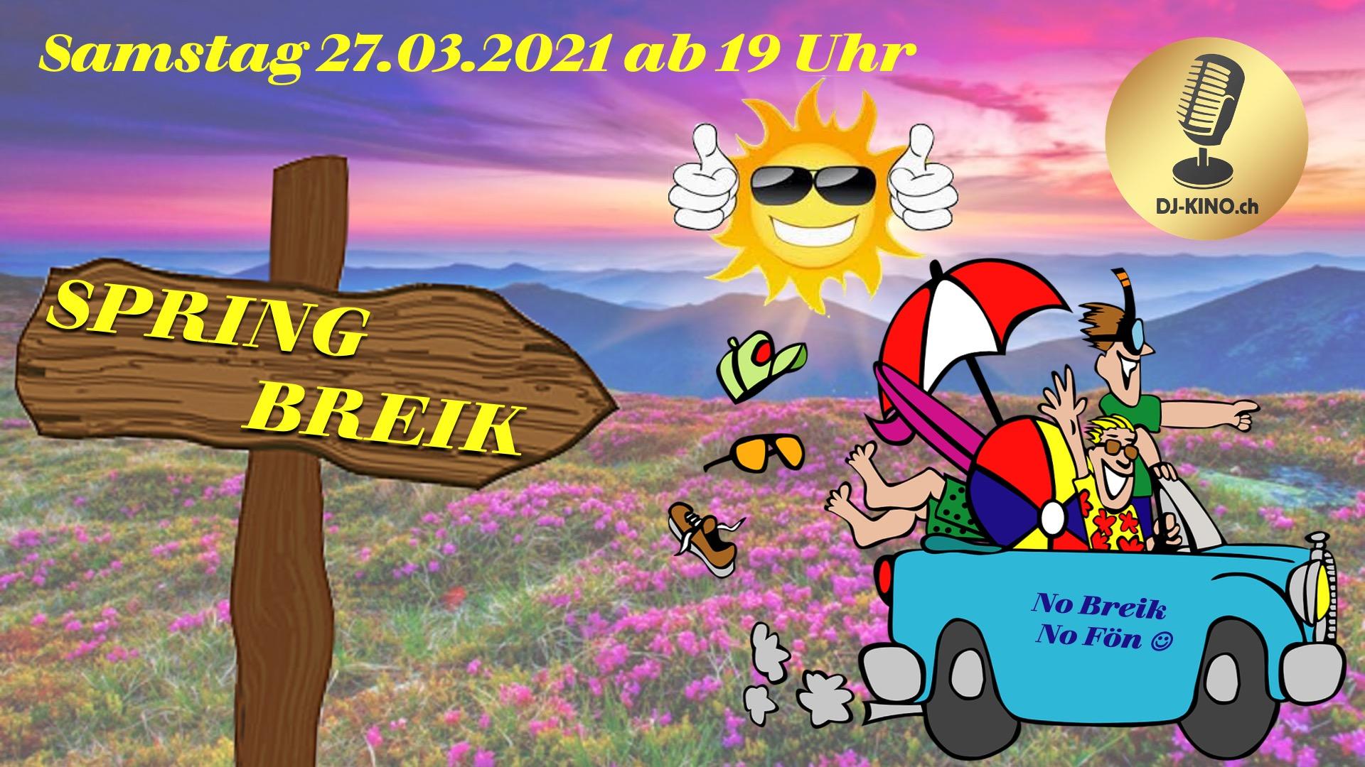 Spring-Breik
